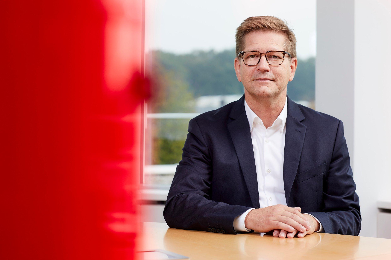 Bernd Schewior, Bereichsleiter Professional Services Global