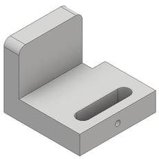 CAD-Modelle aus fremden Systemen in Inventor bearbeiten: Mögliches Ergebnis nach der Bearbeitung.