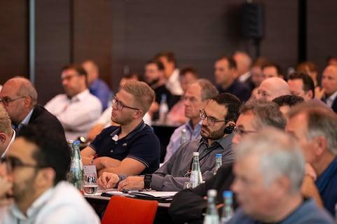 Besucher des EEC Forum 2019.