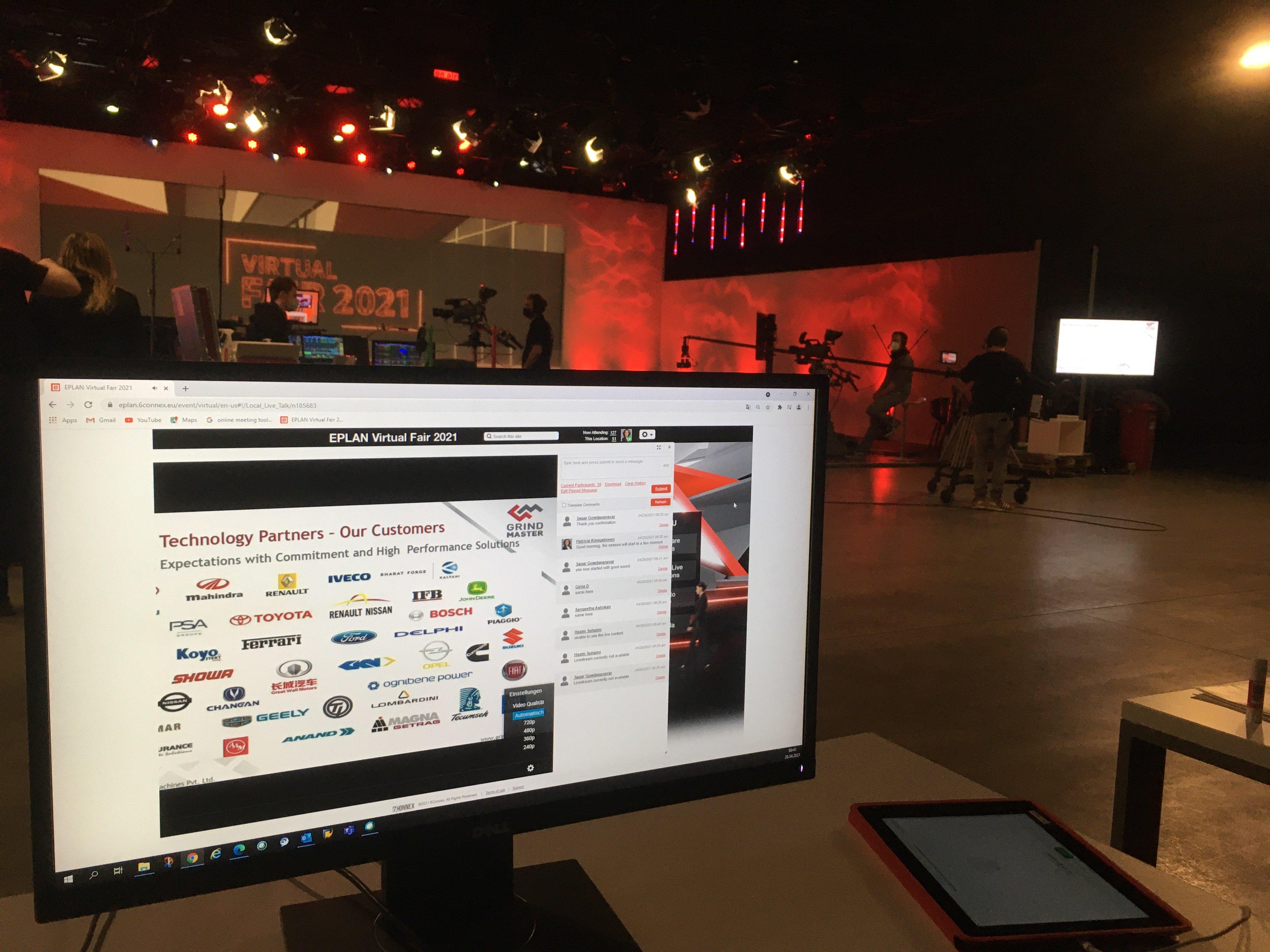 Mit dabei auf der Eplan Virtual Fair 2021: Die Partner des Eplan Partner Network.