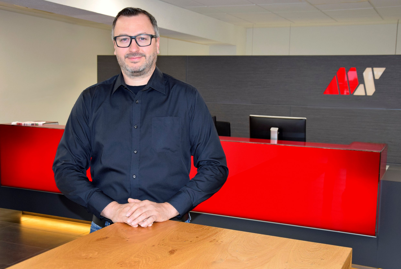 Heiko Schaumann, IT-Administrator CAD-Systeme, MS-Schramberg.