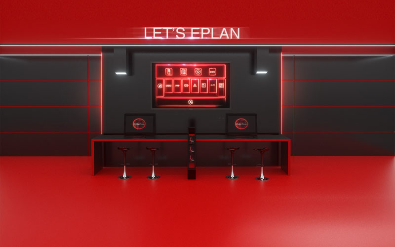 Let´s EPLAN_Stand