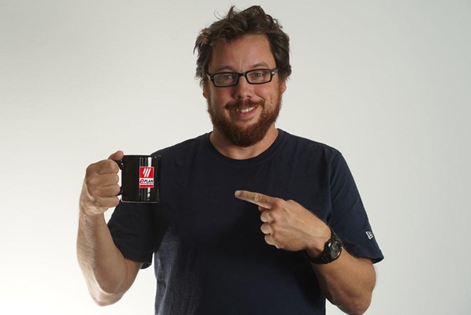 Stephan Medam Eplan Kaffeetasse
