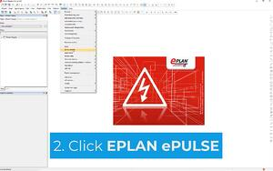 How-to-Video: Eplan eBuild in drei Schritten.