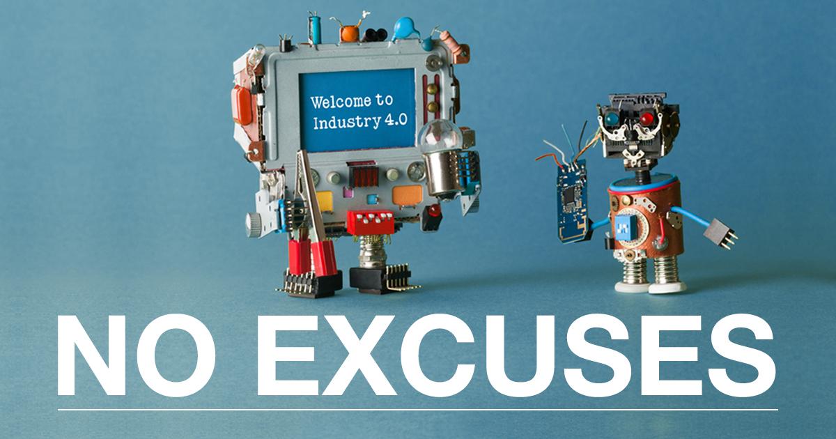 Eplan eBuild heißt es  beim automatisierten Engineering: No Excuses!
