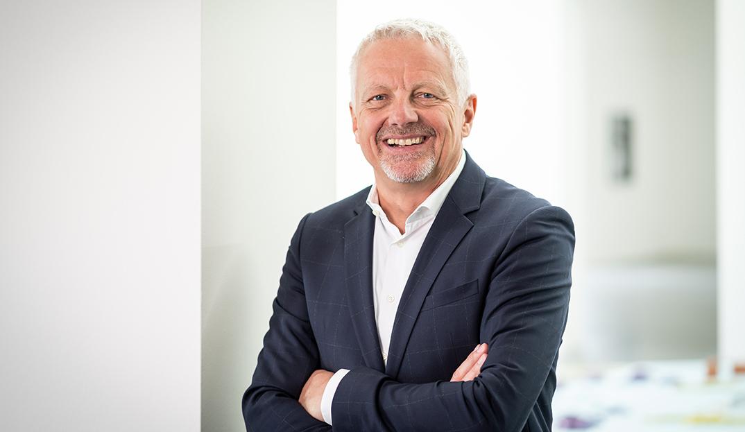 Klemens Isenmann, Geschäftsführer von Alexander Bürkle im Interview mit der etz.