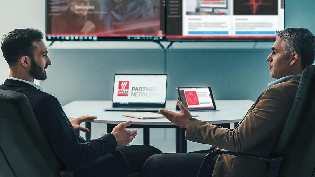 Das Eplan Partner Network ist zu Beginn des Jahres am Start.