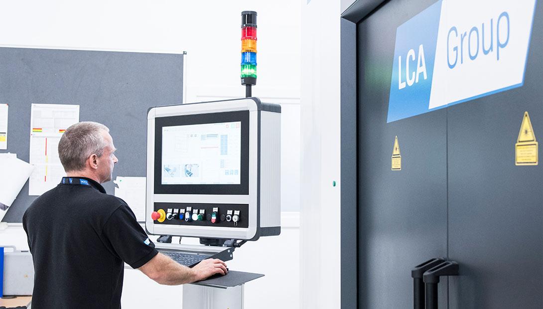 LCA Group schafft Mehrwerte mit Rittal und Eplan