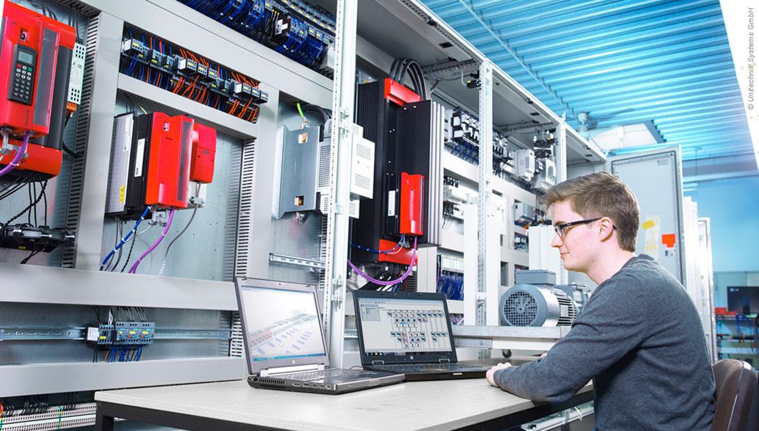 Unitechnik FA Digitalisierung im Schaltanlagenbau Bild 1 (c) Unitechnik Systems Gmbh-2