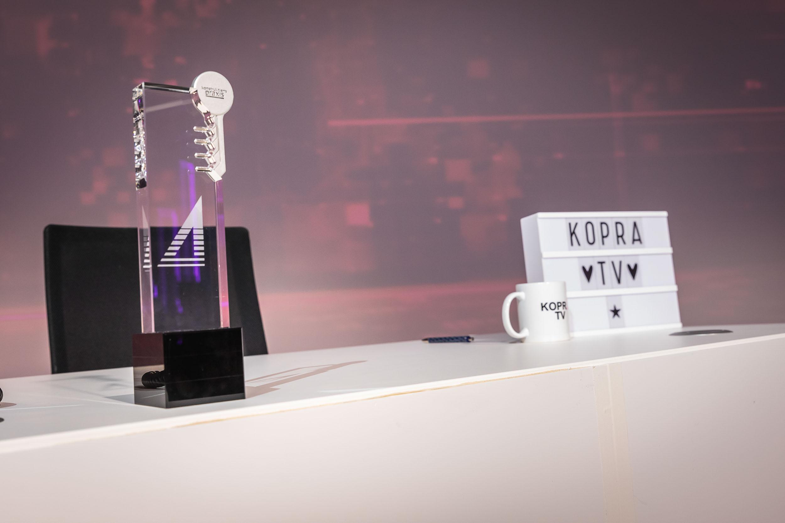 Der Enabler-Award geht an Rittal und Eplan.